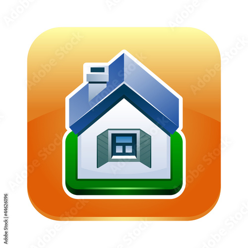 Photo  home icon