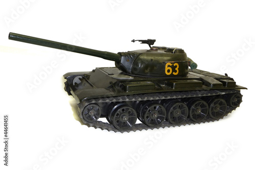 DDR Spielzeug Panzer, Russian Toy Tank - Buy this stock