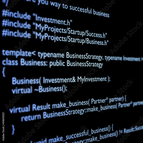 C++ code - Buy this stock illustration and explore similar