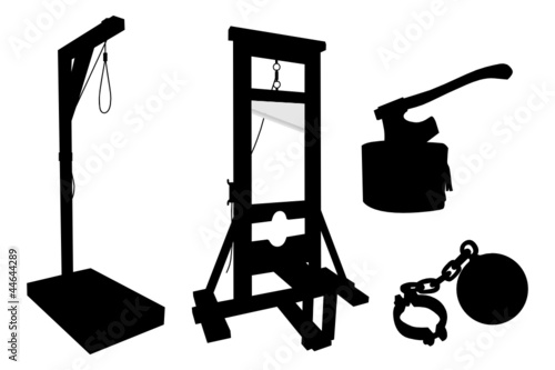 elements to perform executions Canvas Print