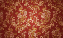 Abstract Textile Vintage Background