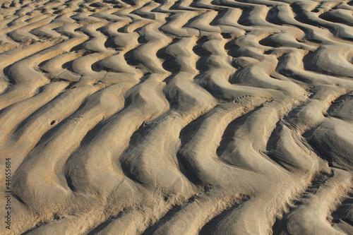 Vagues de sables Fototapeta