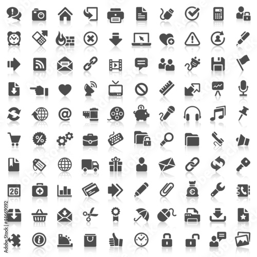 Cuadros en Lienzo 100 Website Icons