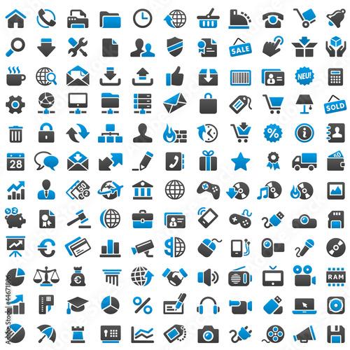 Fotografía  132 Icons