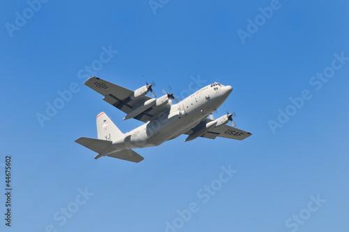 Fotografía  C-130輸送機