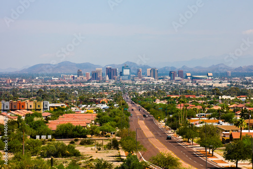 Foto op Canvas Arizona Phoenix Arizona