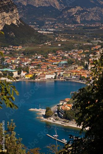 Recess Fitting Turkey Arco, Riva und Nago-Torbole am Lago di Garda