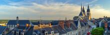 Horizontal Panorama Of Blois A...