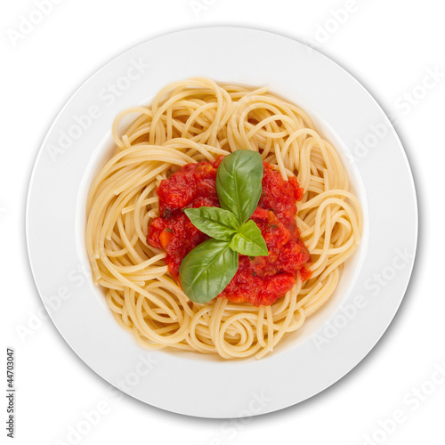 Fotografie, Obraz  pasta dish