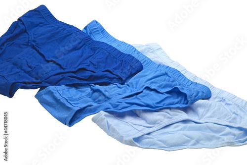 Fototapety, obrazy: Blue underpants