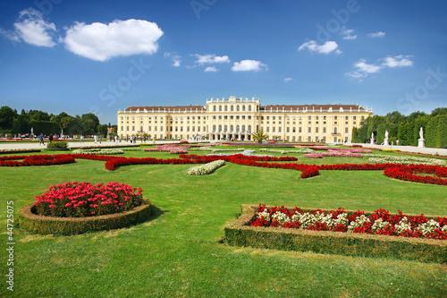 Schoenbrunn Palace Poster