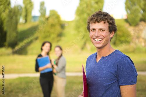 Fotografía  Students outdoor