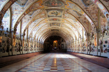 Hall Of Antiquities, Munich Residenz, Germany