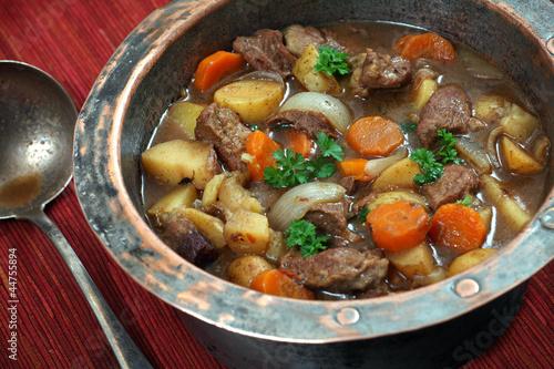Fotografie, Obraz  Irish stew