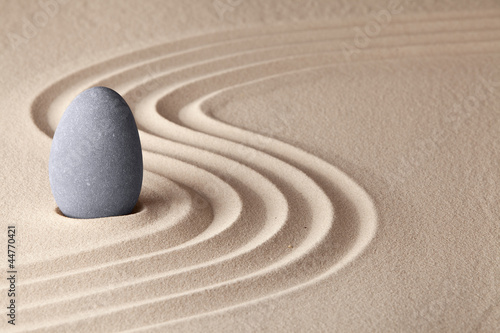 Fototapeta simplicity and serenity obraz