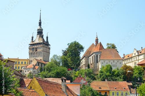 Fotografie, Obraz  Sighisoara, Romania