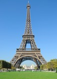 Fototapeta Paryż - Eiffel Tower