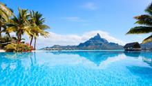 Bora Bora Landscape