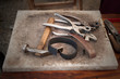 utensilios de artesano