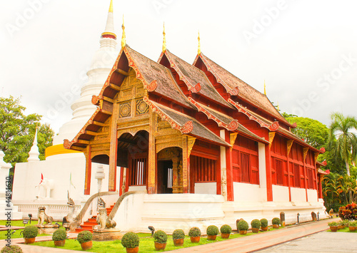 Edifice religieux Pagoda and Buddhism building