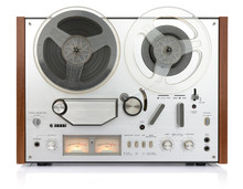 Vintage Analog Recorder Reel T...