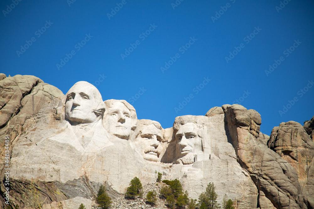 Fototapeta Mount Rushmore monument in South Dakota