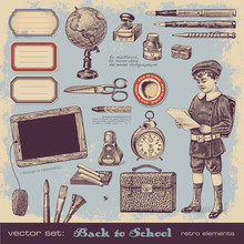 Back To School - Collection Of...