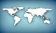 3d world map