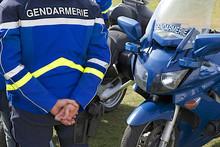 Gendarmerie - Contrôle Routier