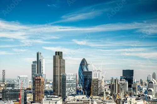 Foto op Plexiglas Londen London Cityscape