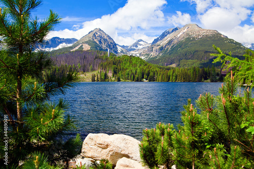 Lake in Slovakia - 44890491
