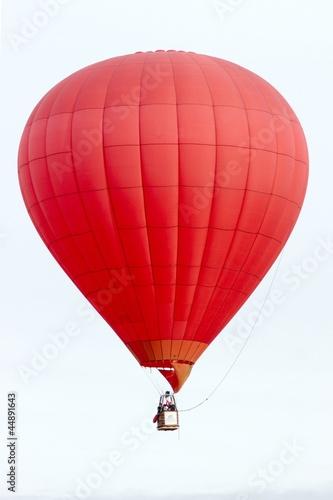 Fotobehang Ballon Mongolfiere #68