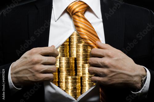 Photo businessman