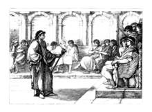 Rome Antiquity : Forum & Senat...