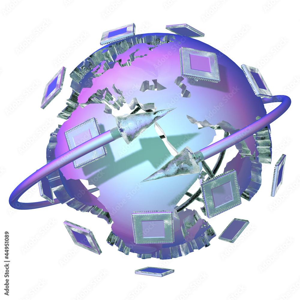 Fototapeta Planet Earth