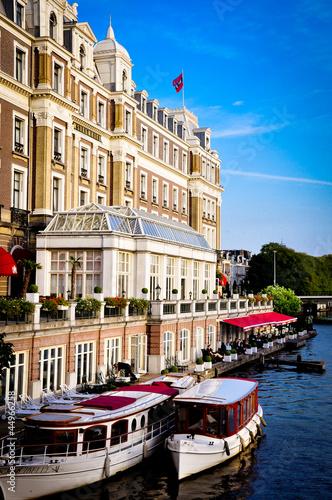 Photo  Amstel Hotel
