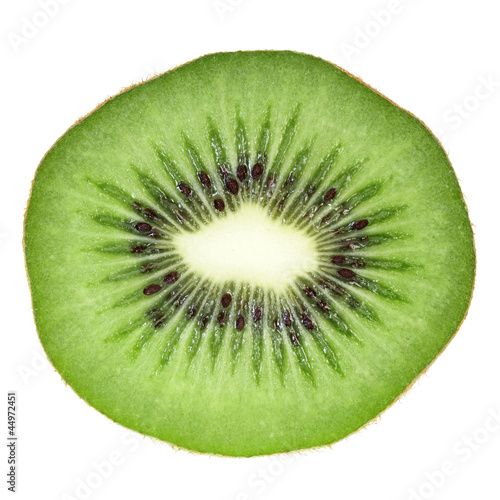 Fotografie, Tablou  slice of kiwi