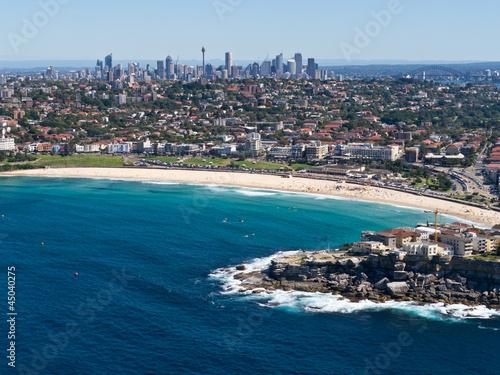 Canvas Prints Sydney Bondi Beach