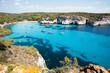 canvas print picture - Menorca - Spanien - Cala Macarella