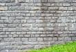 Alte Kalksteinmauer