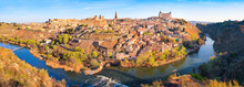 Panoramic View Of The City Of ...