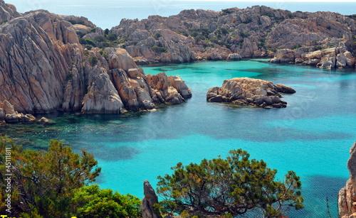 Photo  paesaggio mare sardegna
