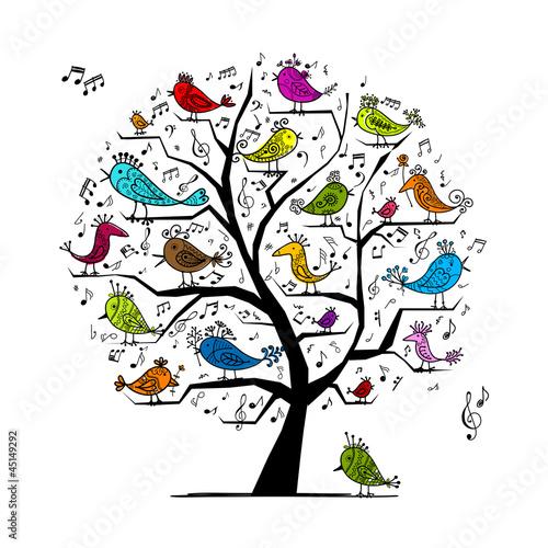 smieszne-drzewo-ze-spiewajacymi-ptakami-dla-swojego-projektu