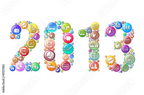 2013 icônes 4 #45157863