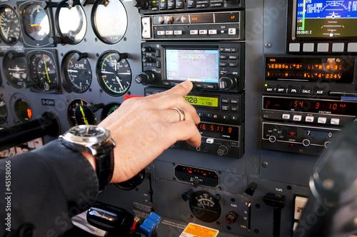 Fotografie, Obraz  Cockpit © WS