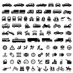 Fototapeta Transport & Car Service