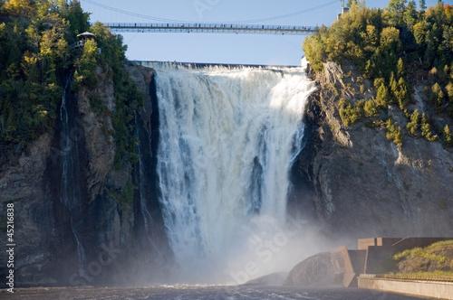 Montmorency Waterfall
