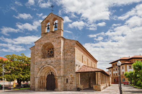 Edifice religieux Villaviciosa Church