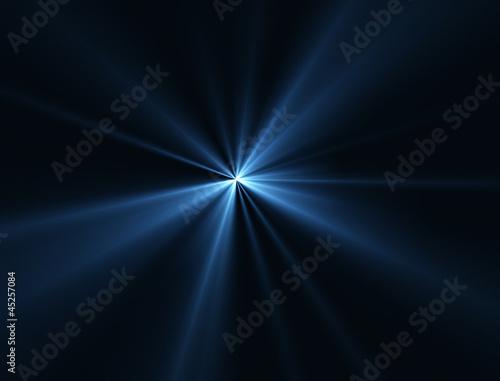 Obraz na plátně レーザー光線