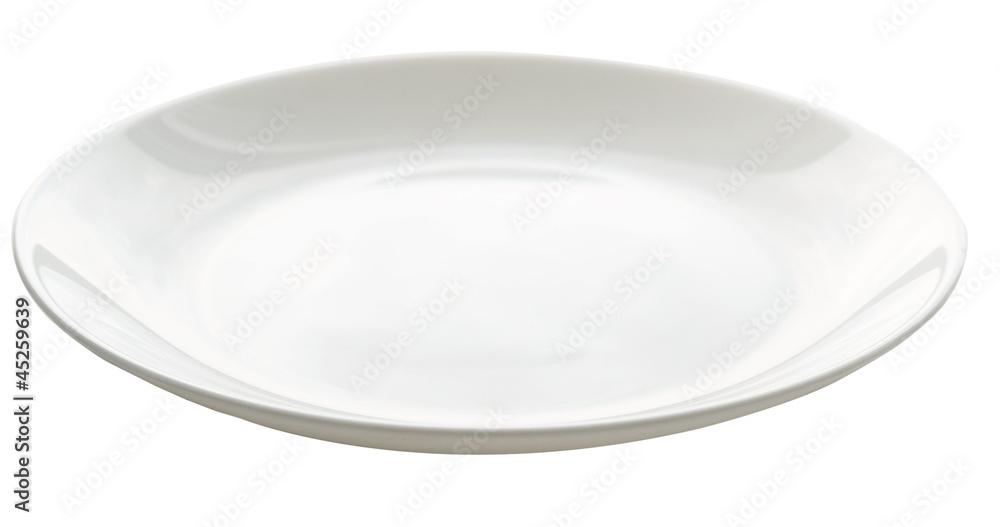 Fototapety, obrazy: empty plate